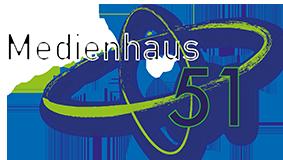 Medienhaus 51 Logo E3
