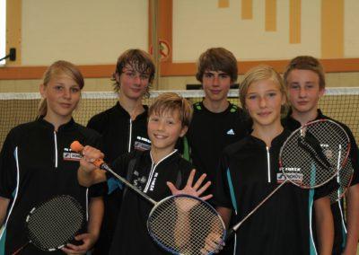Badminton - Schueler