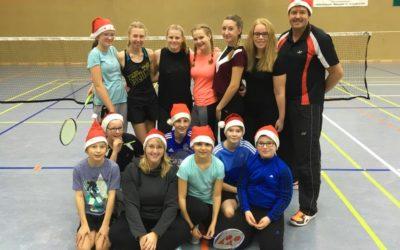 Weihnachtsjux-Turnier 2018 der Schüler und Jugend