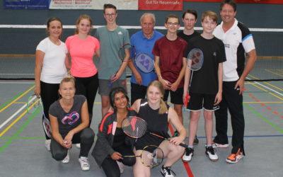 Neuer Trainer beim TuS Neuenrade / Lern- undspaßreichesTraining